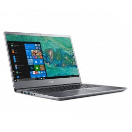 ACER E5-476G-81W7/Intel Core i7-8550U/4GB/1TB + 128GB SSD/14 Inch FHD/Win10 [NX.GX0SN.006] - Silver
