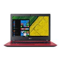 ACER Aspire 3 A314-32-C09W/Intel Celeron N4000/4GB/500GB/14 Inch/Win10 [NX.GW7SN.002] - Red