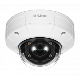 D-LINK Full HD Outdoor WDR Vandal-Proof PoE Dome IP Camera [DCS-4602EV]
