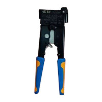 AMP TYCO COMMSCOPE Tang Crimping Tool RJ45 Cat5 Original