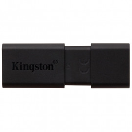 KINGSTON Flash Drive 16GB DataTraveler 100 G3 [DT100G3/16G] - Black