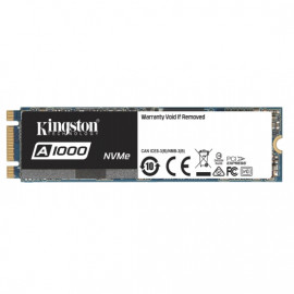 KINGSTON SSD A1000 M.2 2280 NVMe 480GB [SA1000M8/480G]