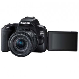 CANON Digital Camera EOS 200D Kit [EF-S18-55 IS STM]