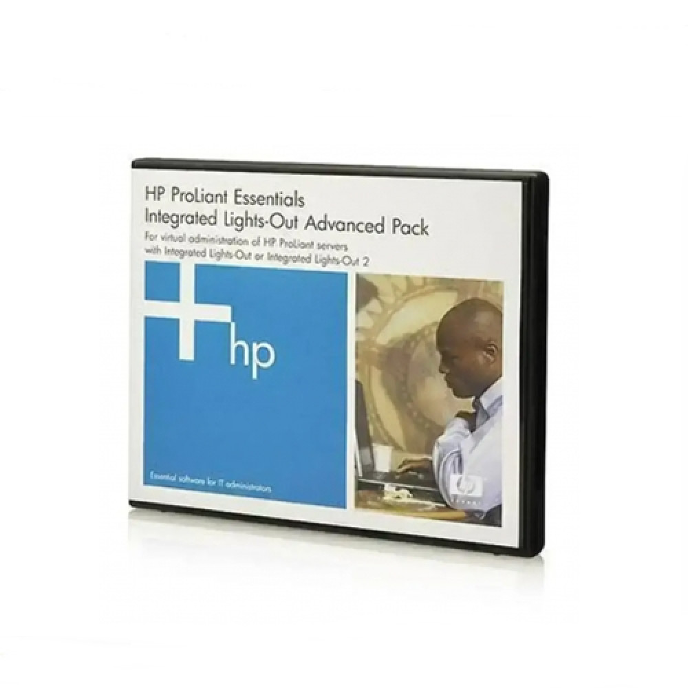 HPE iLO Adv Elec Lic 1yr Support [E6U59ABE]