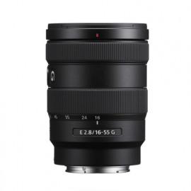 SONY Lensa Kamera E 16-55mm F2.8 G APS-C [SEL1655G]