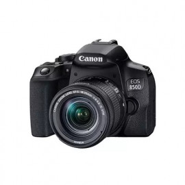 CANON Digital EOS 850D with Lens 18-55mm