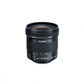 CANON Lens EF-S 10-18mm F4.5-5.6 IS STM