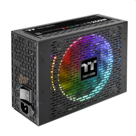 THERMALTAKE Toughpower iRGB Plus 1250W Titanium [PS-TPI-1250DPCTEUT]